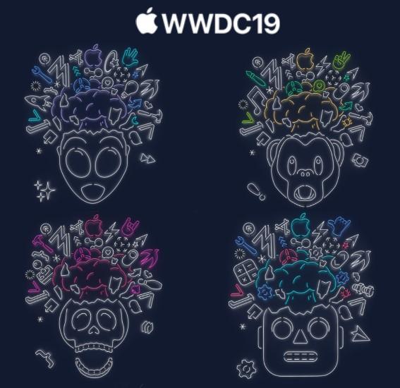 WWDC19 邀请函已出炉 iOS 13深色模式或将出现