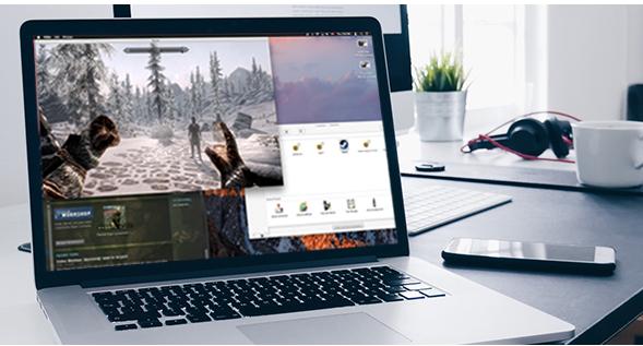 CrossOver在Mac系统