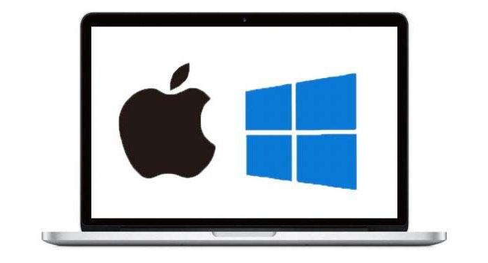 苹果&windows