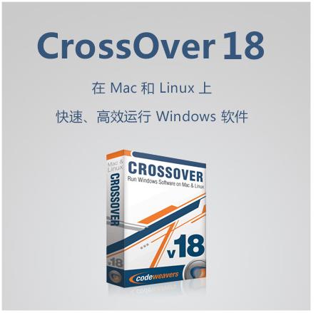 CrossOver产品界面