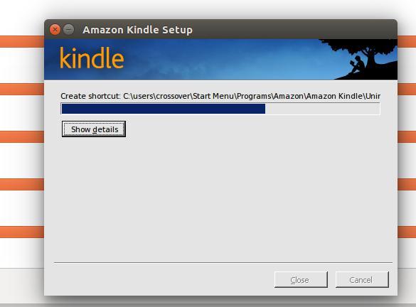 Amazon Kindle Setup