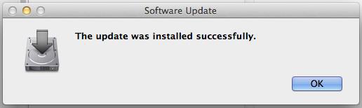 软件安装完成