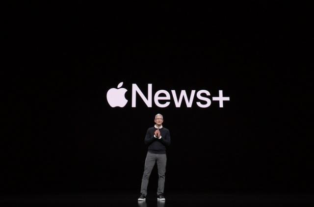 苹果19年春季发布会 没有硬件只有服务