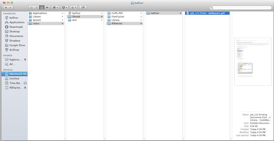 创建PDF文档