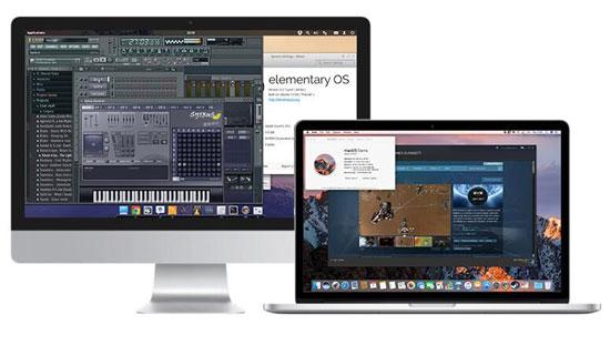 CrossOver在Mac运用