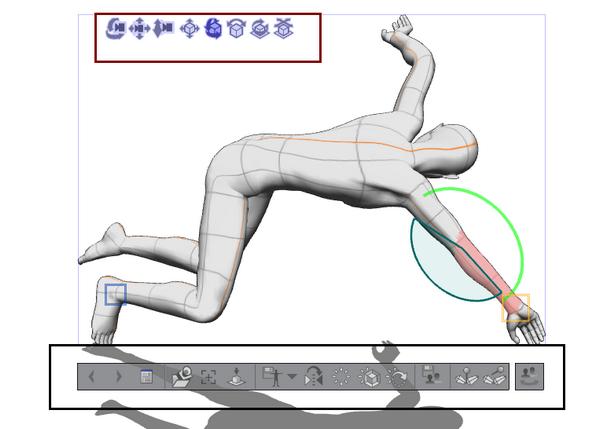 图3浮动框