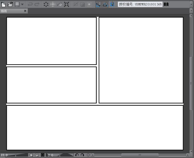 图5:完成模板创建