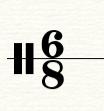 八六拍拍号