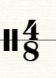 八四拍拍号