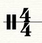 EarMaster中关于四五拍节拍的练习课程