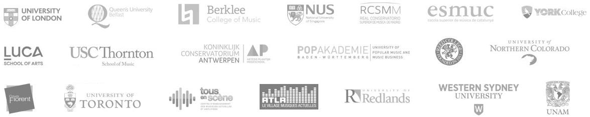 世界音樂學院