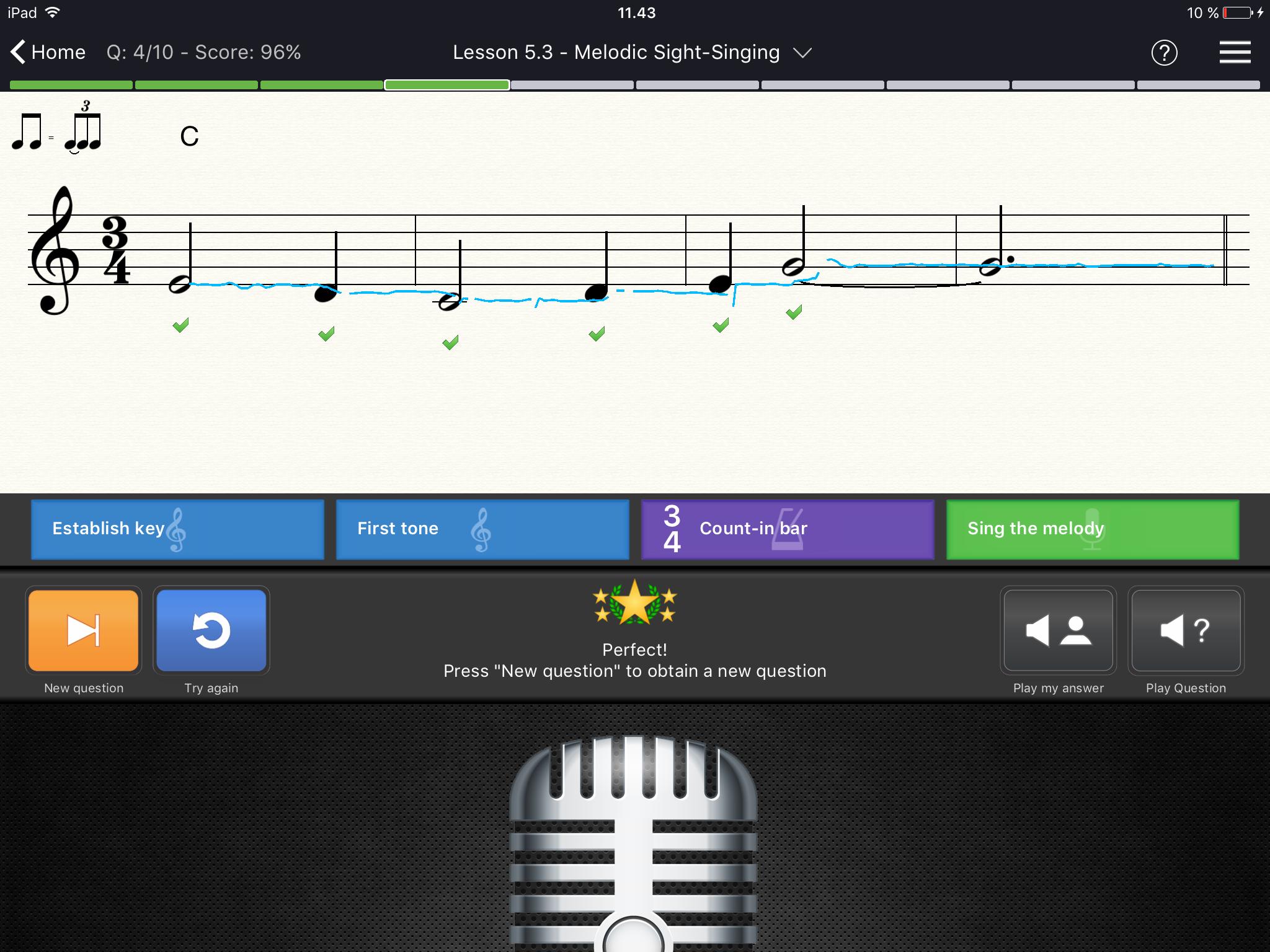 EarMaster的ipad版本介紹
