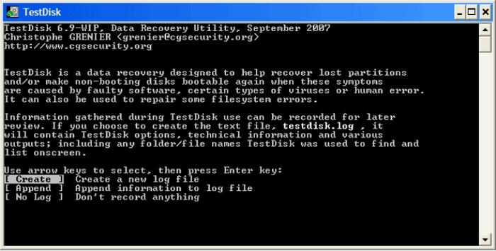 磁盘修复工具推荐