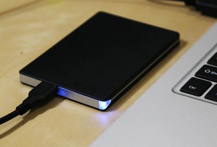 常用的移动硬盘