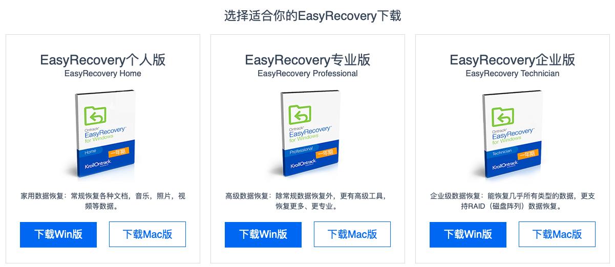 如何安装EasyRecovery 15 For Mac