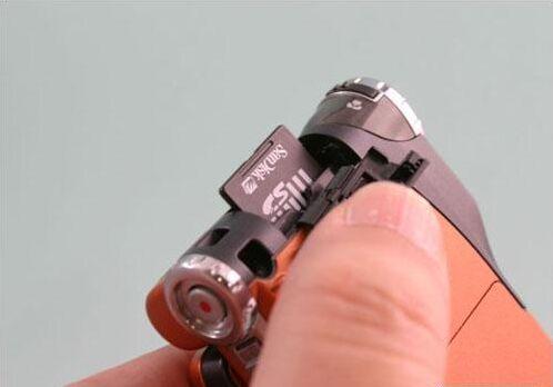 手机MiniSD卡坏道