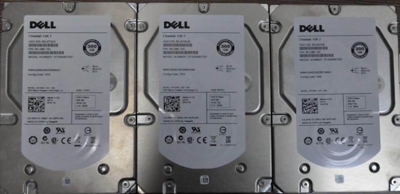 服务器的硬盘