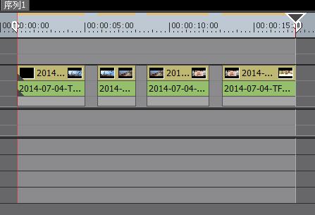 如何使EDIUS视频批量输出
