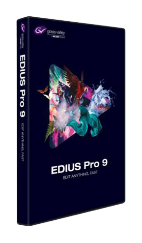 EDIUS Pro 8参数