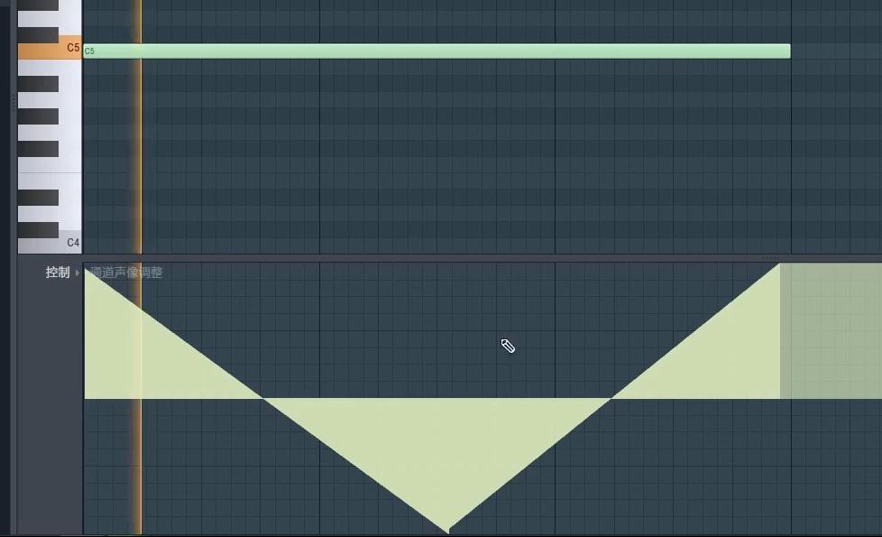 图7:绘制声像界面