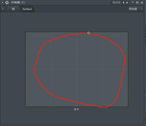 3D效果运动轨迹