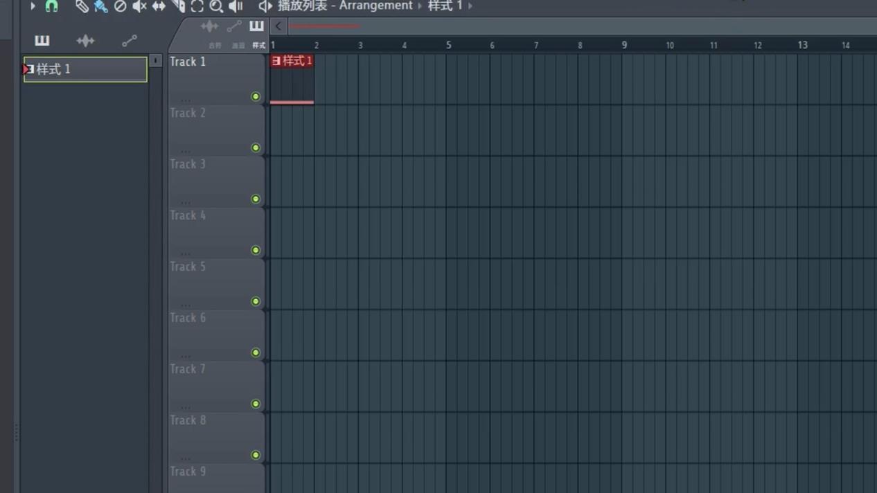 图1:添加音符界面