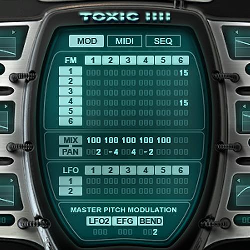 Toxic Biohazard音序器
