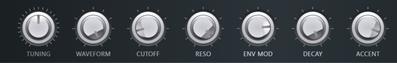 Transistor Bass参数