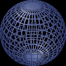 CorelDRAW中为位图对象添加3D球面效果的方法