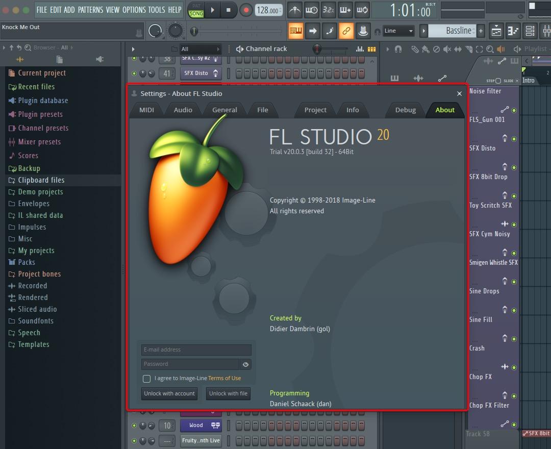 FL Studio软件
