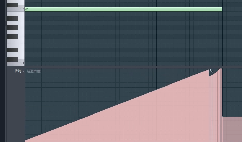 图5:绘制包络线界面
