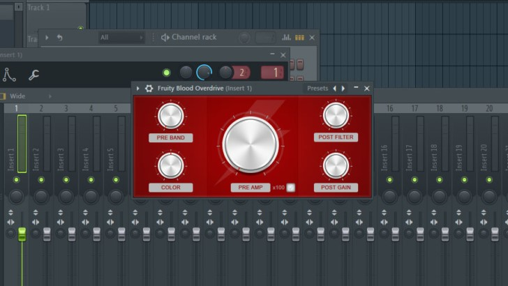 FLStudio Blood Overdrive