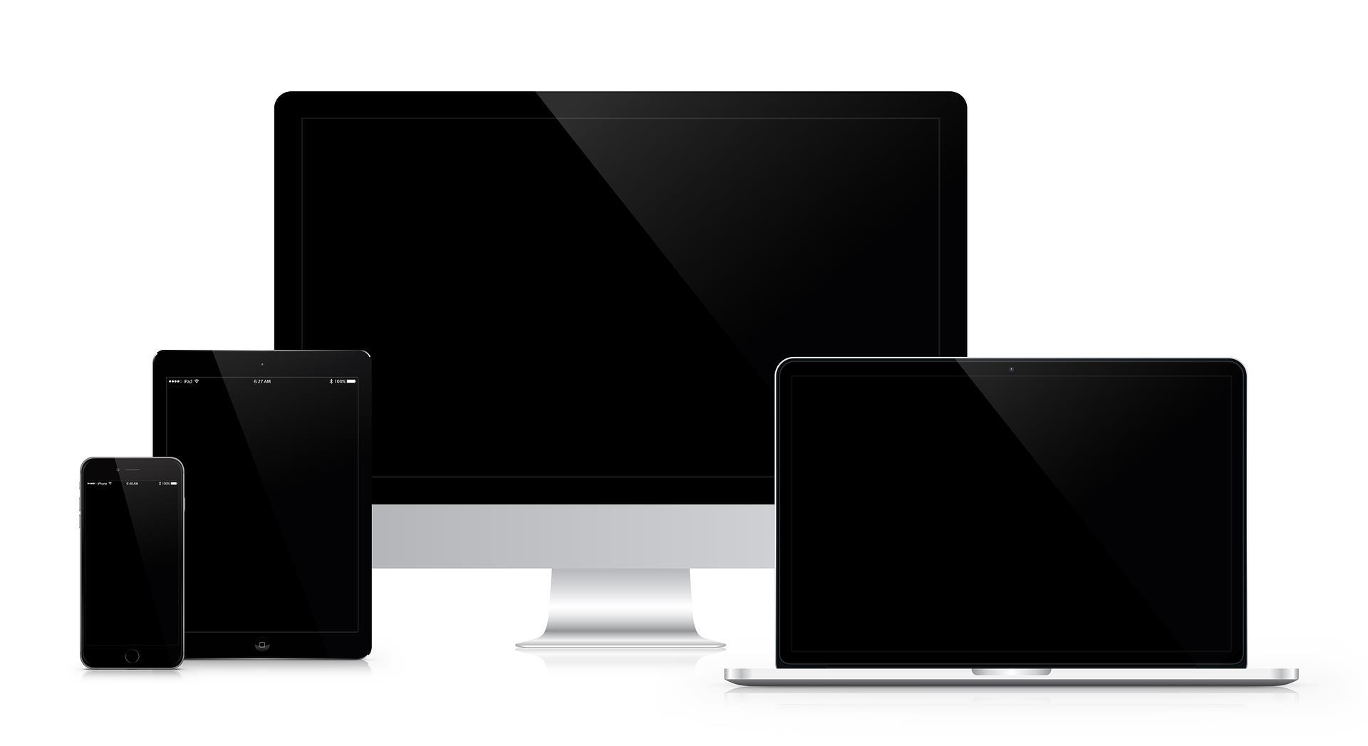 图1:苹果设备