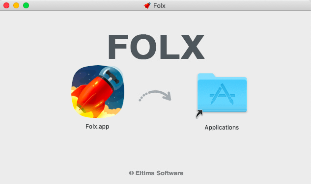 图1:安装Folx 5