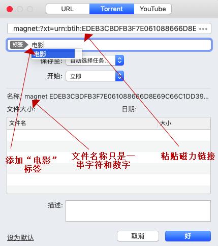 图6:Torrent下载界面