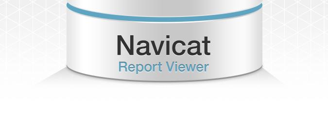 Navicat Report Viewer