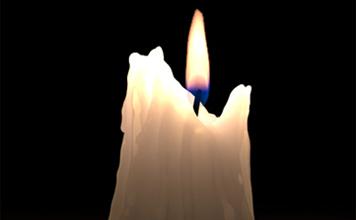 FumeFX氧气燃烧