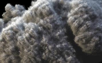 FumeFX Wavelet Turbulence