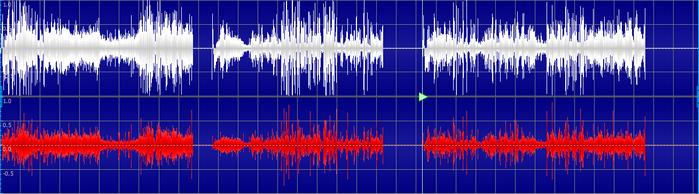 图4:录制完毕音频界面