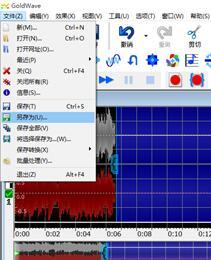 图10:粘贴复制好的音频文档