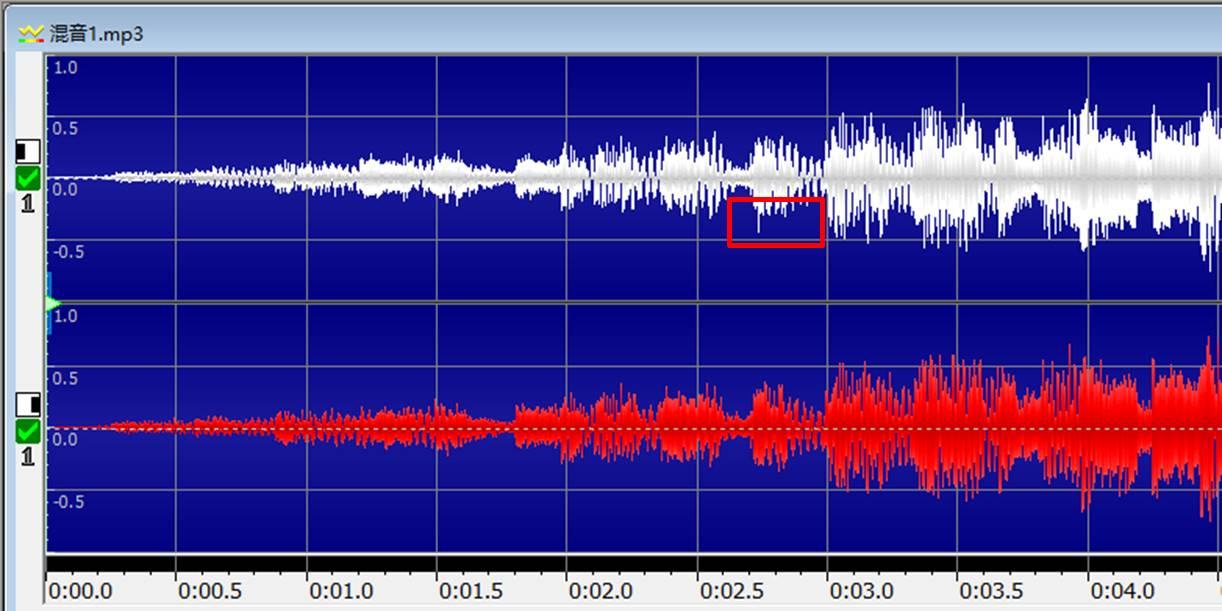 图2:实例音频