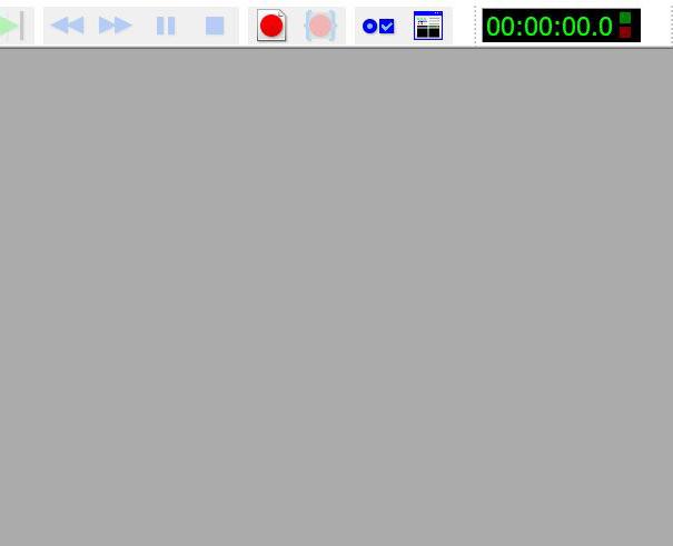 图1:GoldWave录制功能