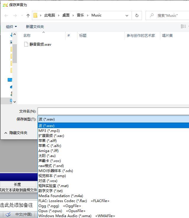 图10:保存文件类型