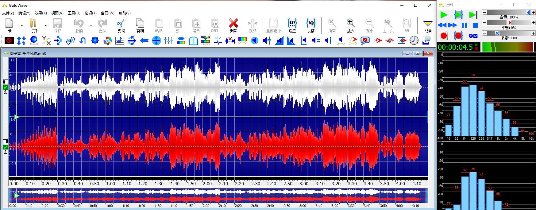 图2:F3键快速播放歌曲