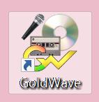 图片1:GoldWave软件图标