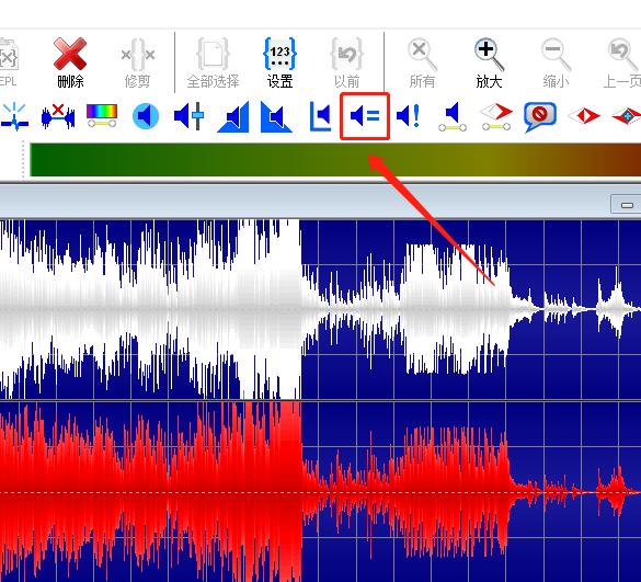 图5:自动调整音量
