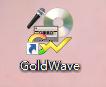 图片1:GoldWave图标