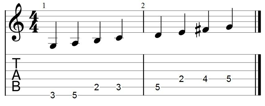 Guitar Pro如何更改五线谱的符杆方向