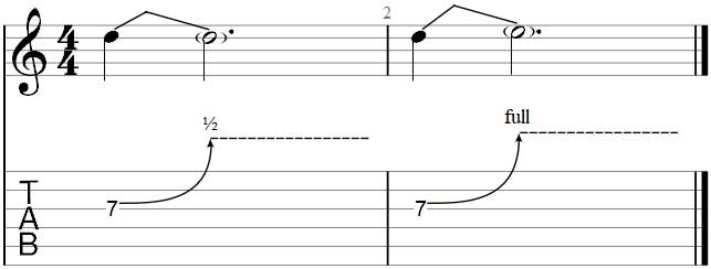 Guitar pro 吉他谱