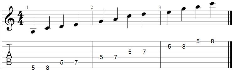 音阶练习曲